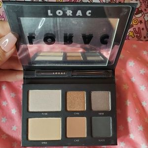 Lorac Pro to Go Eyeshadow and cheek palette